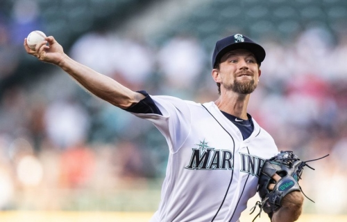 Mariners Game Day: Mike Leake takes the mound as Mariners take to the road after getting swept