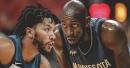 Kevin Garnett says Minnesota should start Derrick Rose at point guard