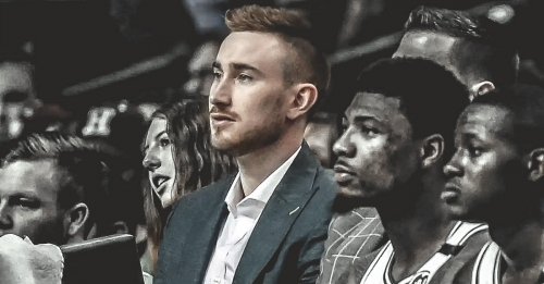 Gordon Hayward says sitting out last year was 'most difficult thing' he has ever done