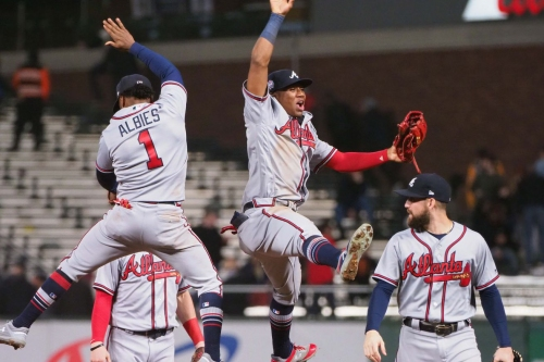 Examining the Braves' chances of having the NL MVP, Rookie of the Year and more