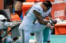 Dolphins WR Kenny Stills remains resolved, has no intention to stop kneeling