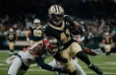 How Alvin Kamara changed his running style to become faster