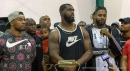 Saints players who attended rally happy to see Kenner Mayor reverse Nike ban