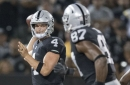 Raiders vs Broncos fantasy football advice: Expect Oakland's (Derek) Carr to stall again