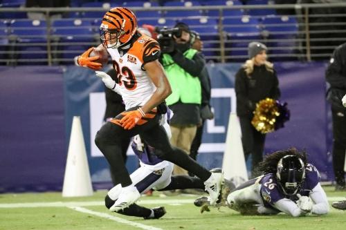 The fantasy life: Ravens vs Bengals start and sit