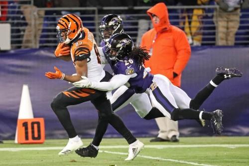Ravens at Bengals - Live Blog