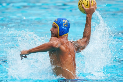 UCLA Men's Water Polo Travels to UCSB After Topping Princeton, 17-5