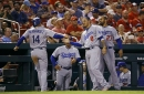Manny Machado drives in three as Dodgers take first game in St. Louis