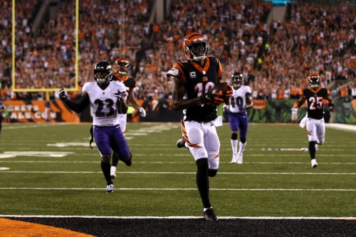 Bengals leap out in front, keep Ravens from coming back in 34-23 win on Thursday Night Football