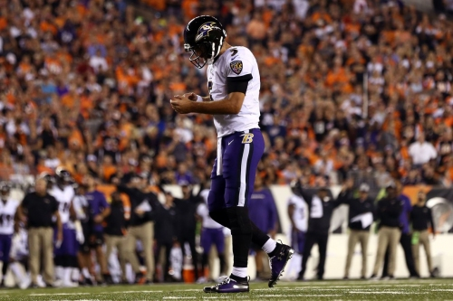 Ravens' loss is good news for the Eagles