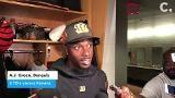Bengals' A.J. Green discusses three-touchdown game versus Ravens