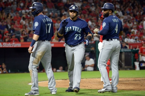Mariners joylessly blow out Angels
