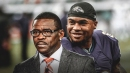 Video: Steve Smith ruthlessly trolls Michael Irvin on live TV