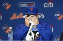 Mets Morning News: I'm not crying, you're crying