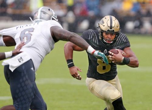 Missouri at Purdue football | Who has the edge