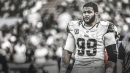 Rams DT Aaron Donald unhappy with Week 1 performance