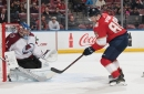 Florida Panthers Jamie McGinn Out Indefinitely After Surgery