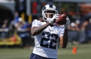 Rams cornerback Marcus Peters fined $13,000 for touchdown gesture