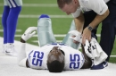 Cowboys vs. Giants final injury report: Xavier Woods out, Randy Gregory doubtful