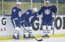Leaf lines get a shakeup at training camp