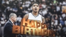 Nuggets video: Denver players sing 'Happy Birthday' to Gary Harris in a swimming pool