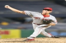 Cincinnati Reds reliever Lucas Sims possibly out for season with injury