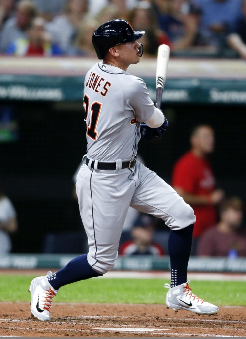 Indians' Central clinching stalled with 5-4 loss to Tigers