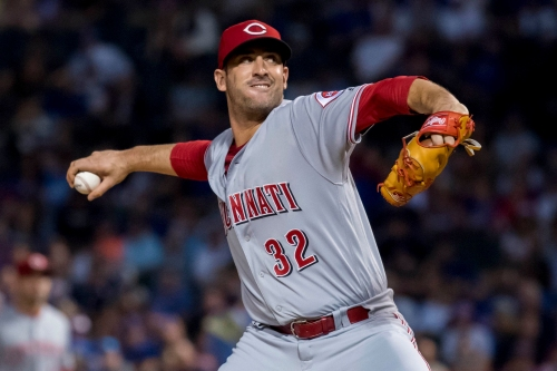 Chicago Cubs spoil Matt Harvey's strong start, beat Cincinnati Reds 3-2