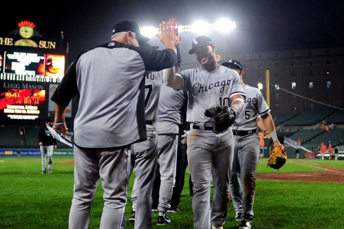 White Sox are 'good enough' in 8-6 win