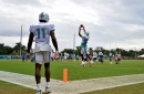 How should Adam Gase handle the Dolphins' wide receiver situation?