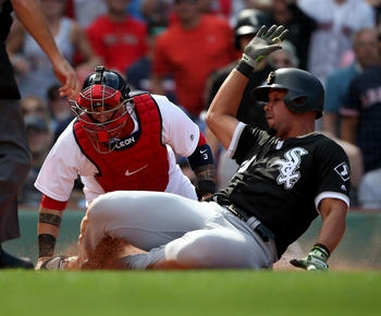 MLB Notes: Red Sox have been cornered without Jose Abreu