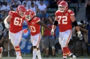 Five NFL daily fantasy plays for Week 2, and the Chiefs' pick of the week