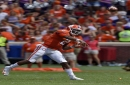 Clemson QB Bryant does not come out for 2nd half vs Ga Tech