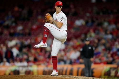 Michael Lorenzen will make his first start of the season for the Cincinnati Reds Tuesday