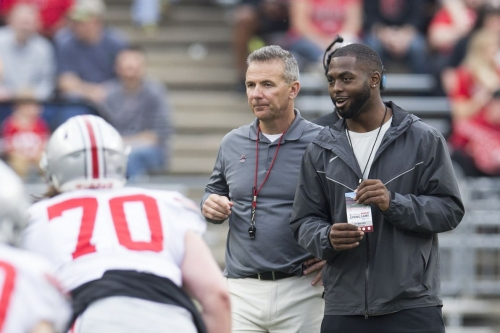 College Football Late Saturday: Ohio State Plays Last Game Without Meyer