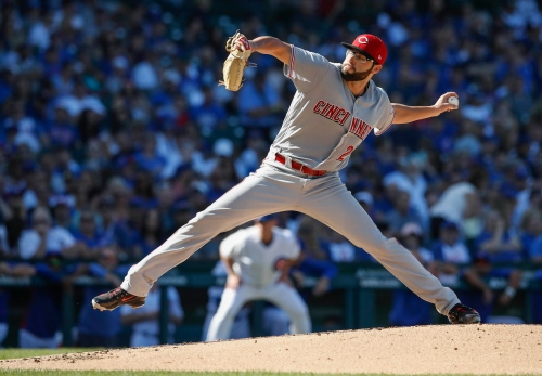 Cody Reed sets career high in strikeouts, Cincinnati Reds lose again to Chicago Cubs