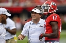 "Kirby Smart not pleased with ""silly, stupid penalties"", but loves his defense's fire"