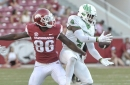 Arkansas falls to North Texas in Fayetteville
