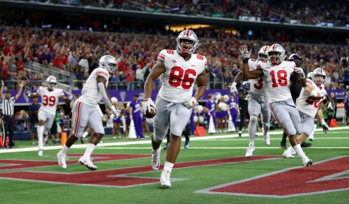 Ohio State chases down TCU, catches Horned Frogs with a burst: Doug Lesmerises