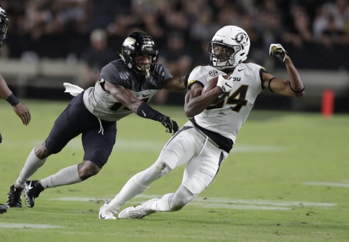 Early injuries test Mizzou's depth at Purdue
