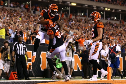 Poll: Bengals best plays from primetime win over Ravens
