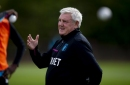 Terry, McKenna and the transfer window - Steve Bruce on Aston Villa's defence