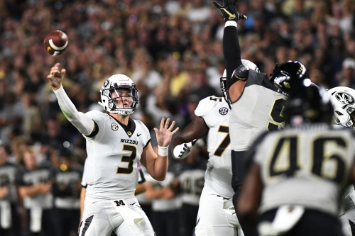 Missouri wins thriller against Purdue