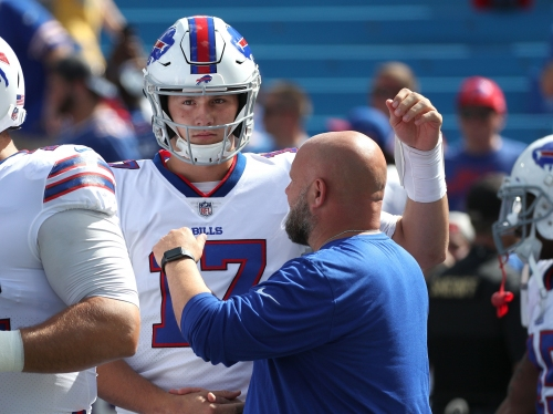 Buffalo Bills pictures from NFL Week 2 vs. the Los Angeles Chargers