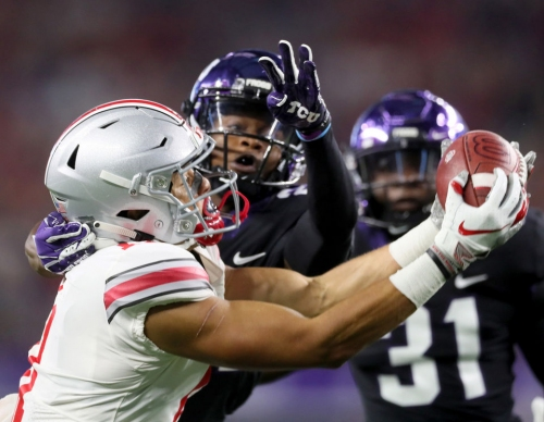 Ohio State football stays No. 4 in AP Top 25 poll