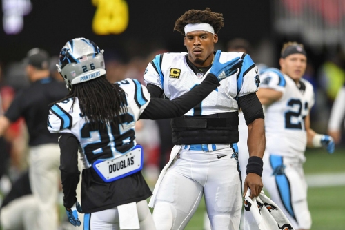 Panthers at Falcons: 2nd half open game thread