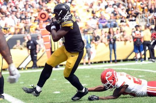 Steelers vs. Chiefs Week 2: 3rd quarter in-game update