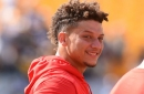 Patrick Mahomes sets two-game NFL touchdown record