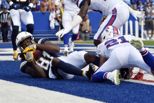 Chargers-Bills final score: Los Angeles Chargers defeat the Buffalo Bills 31-20