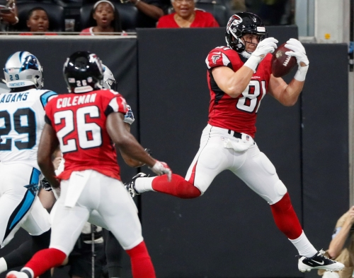 Five things we learned from Falcons' 31-24 win over Panthers